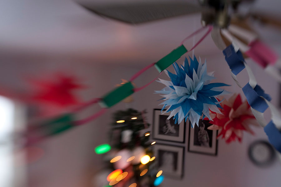 Adored by Meghan's holiday traditions to start or continue with your family Do a holiday craft