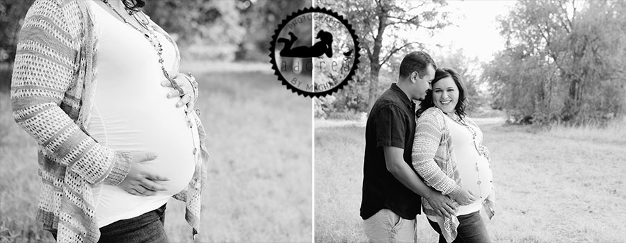 Moses Lake maternity photographer adored by meghan rickard photography