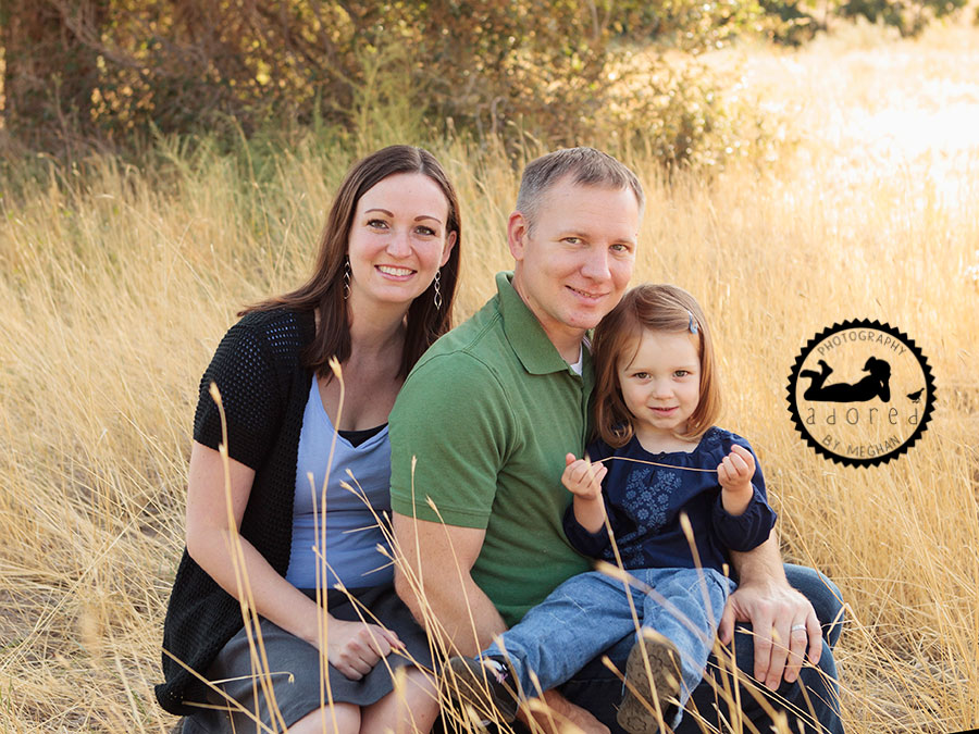 Kennewick, WA Family & Children's Photographer Adored by Meghan Rickard Photography