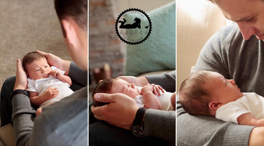 Lifestyle documentary storytelling Richland WA Newborn photographer adored by meghan rickard photography