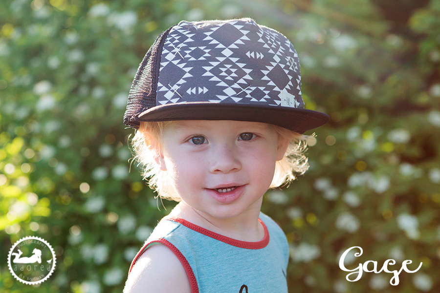 Gage :: Beautiful Baby Search with Adored by Meghan