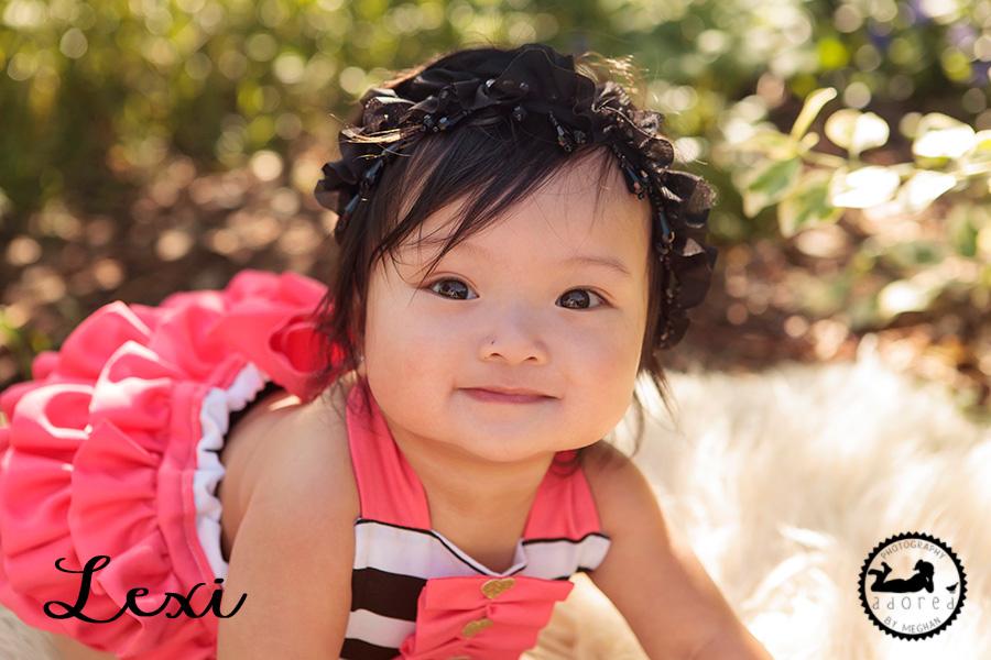 Lexi :: Beautiful Baby Search with Adored by Meghan