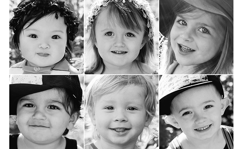 Adored by Meghan's Beautiful Baby Search 2016 Finalists