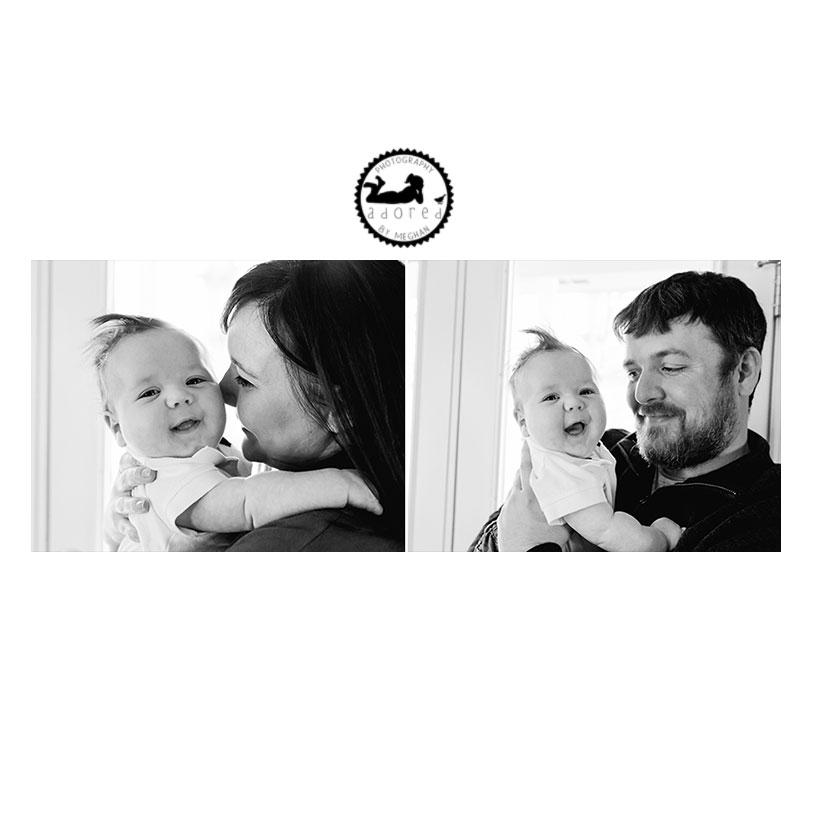 Baby photos with Mom & Dad, Kennewick, WA