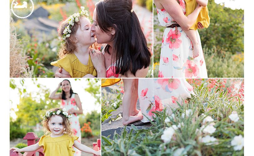 Kennewick Motherhood Photographer, photographing a Mother's love. Beautiful Mother-Daughter session by Adored by Meghan. The story is in the details.