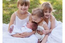 Four beautiful sisters. Photography by Adored by Meghan, Kennewick, WA.