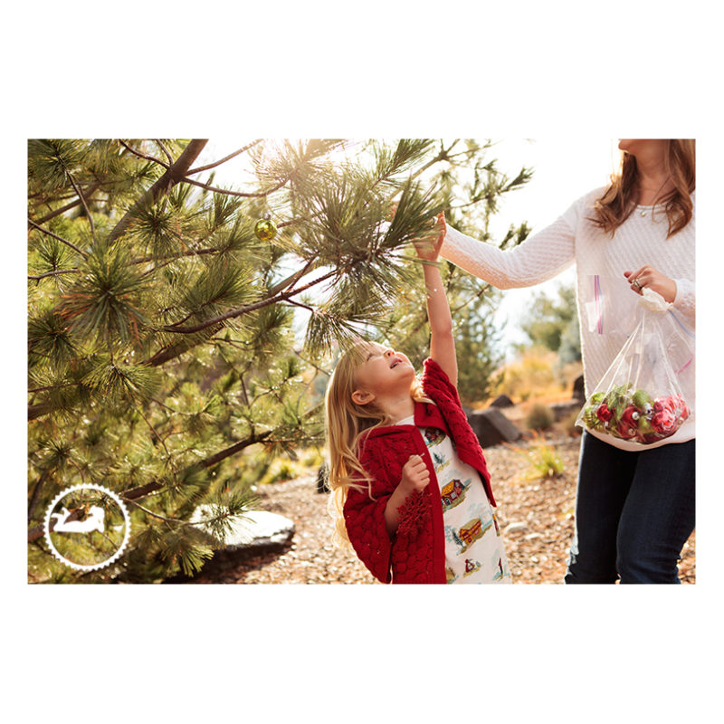 Family holiday portrait photographer in Kennewick, WA: Adored by Meghan Rickard Photography.