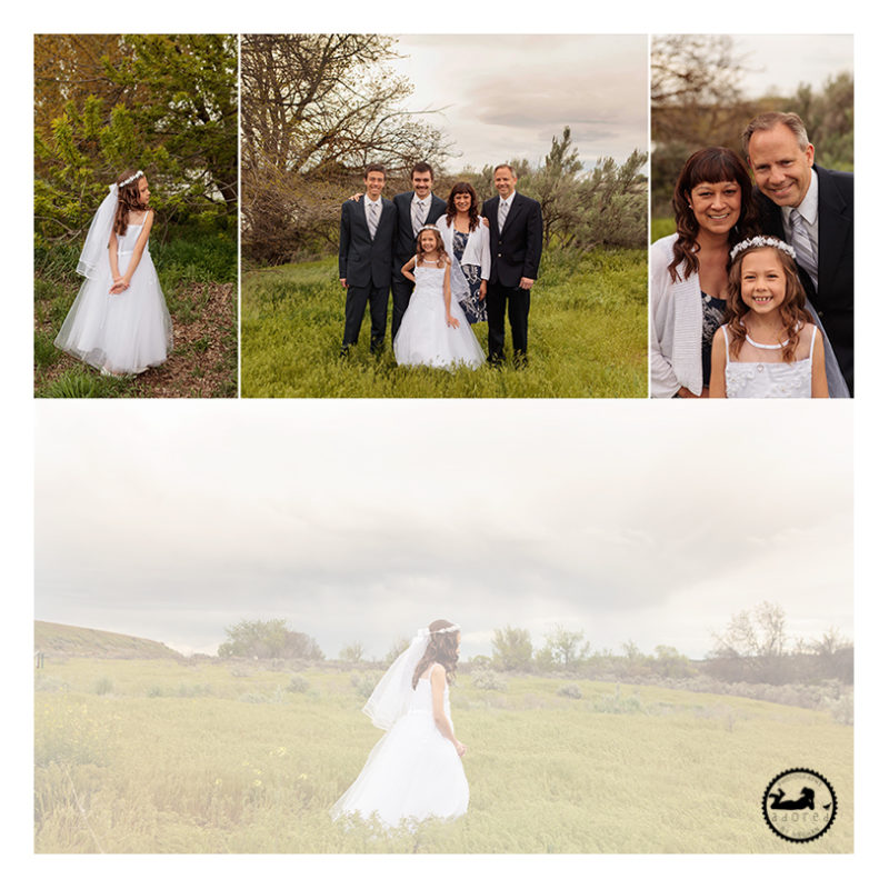 Schedule your family's Spring portraits with Adored by Meghan, Tri-Cities, WA