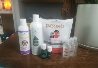 Send your kids back to school with the tools to keep them above the wellness line!