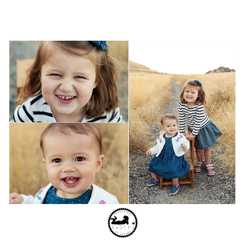 Capture the beauty of the Tri-Cities, WA in your next family photos. Adored by Meghan photographs some family portraits at the base of Badger Mountain in Richland, capturing all the tumbleweeds the Tri-Cities has to offer!